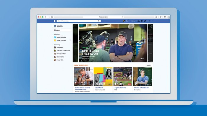 'Facebook What?' Half of Users Have Never Heard of Facebook's Watch Video Service