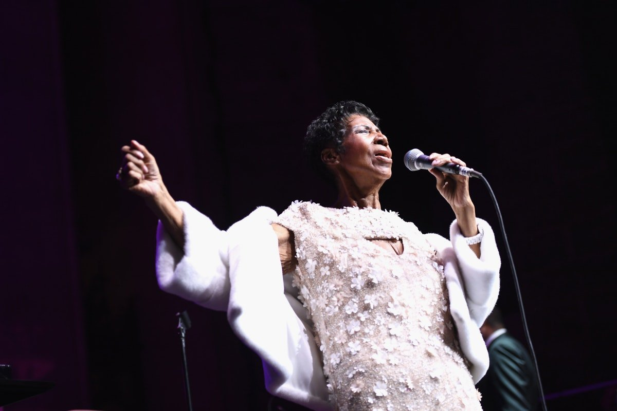 Aretha Franklin's Response To A Writer Saying She Was Too Busty For A Dress Is GOLD