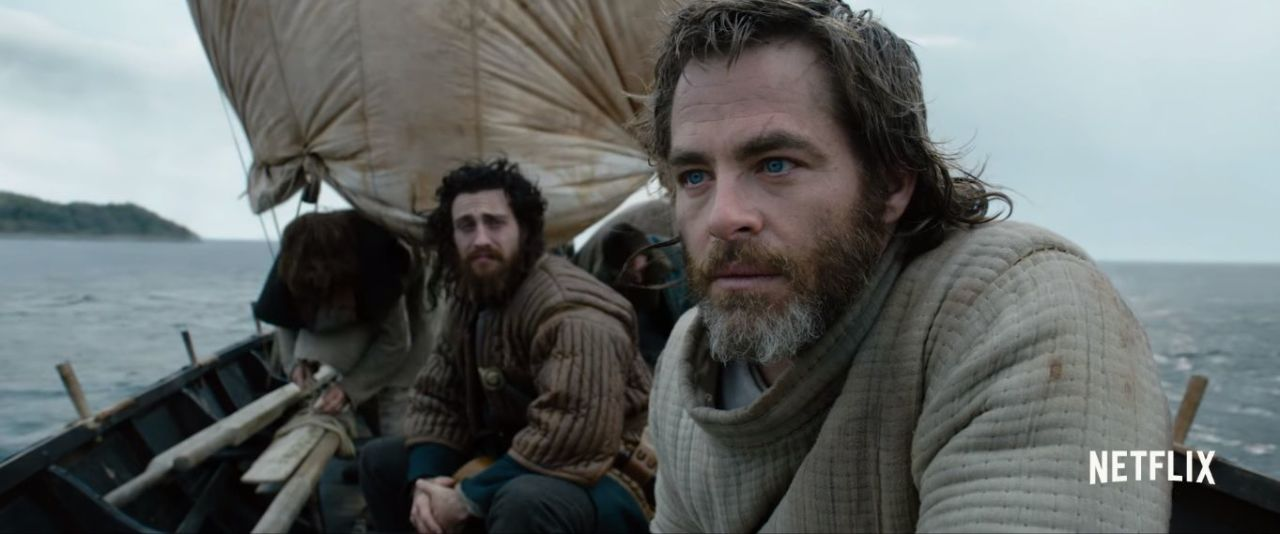 Chris Pine goes full Braveheart for The Outlaw King's first trailer