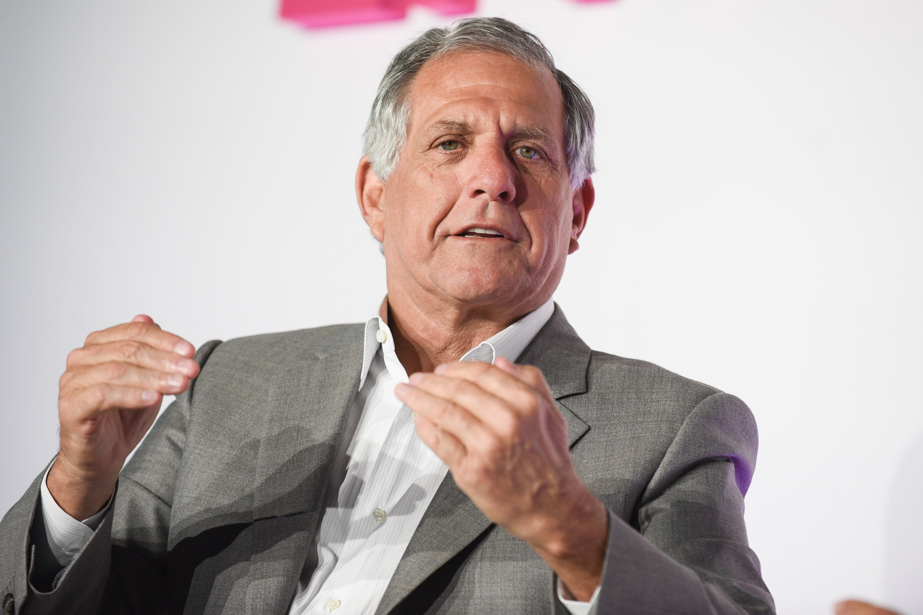 First lawsuit filed stemming from Les Moonves allegations