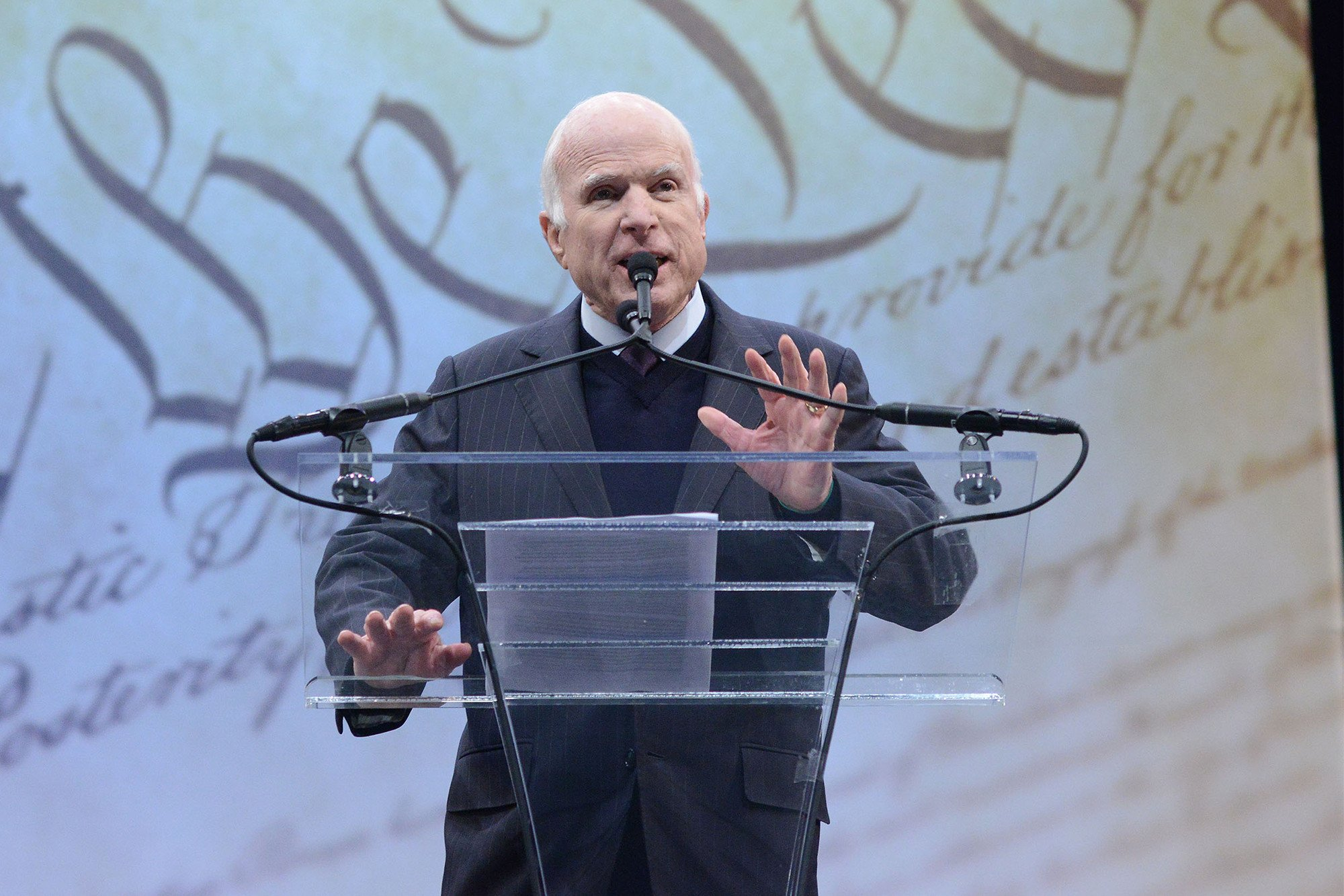 Memorial services for John McCain set for this weekend