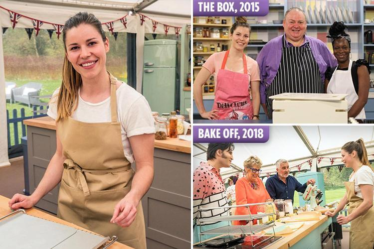 GBBO's Manon Legreve sparks 'fix' row after taking part in cookery show The Box in 2015