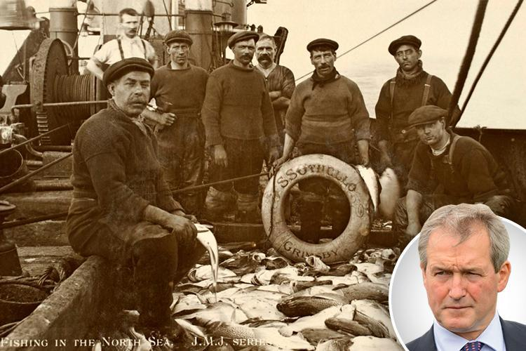 EU fishing policy is a biological, environmental, economic and social disaster