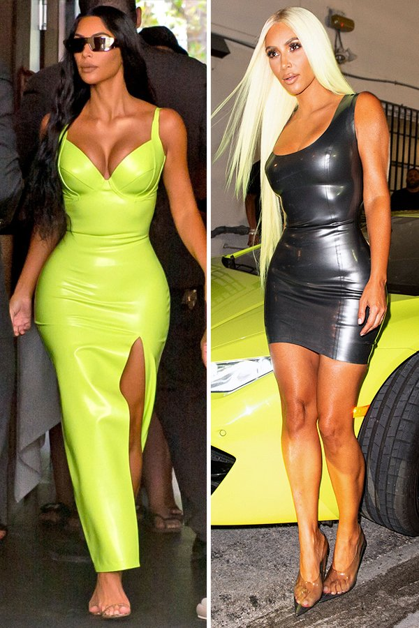 Why Kim Kardashian Is Back to Her Usual Sexy & Glamorous Style 2 Years After the Paris Robbery