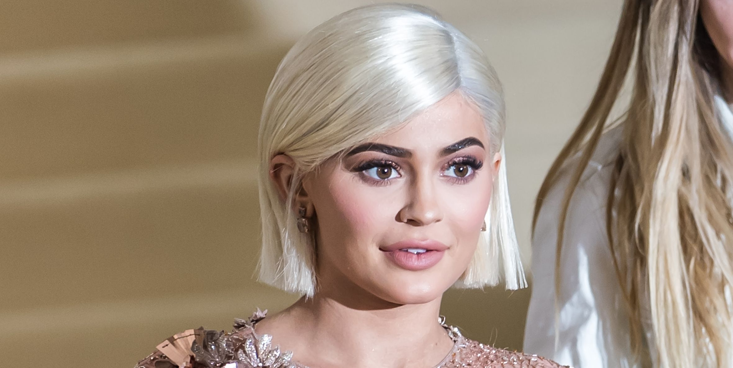 A Resurfaced Video Shows Kylie Jenner High-Fiving About Not Being Pregnant at 19…Right Before She Got Pregnant