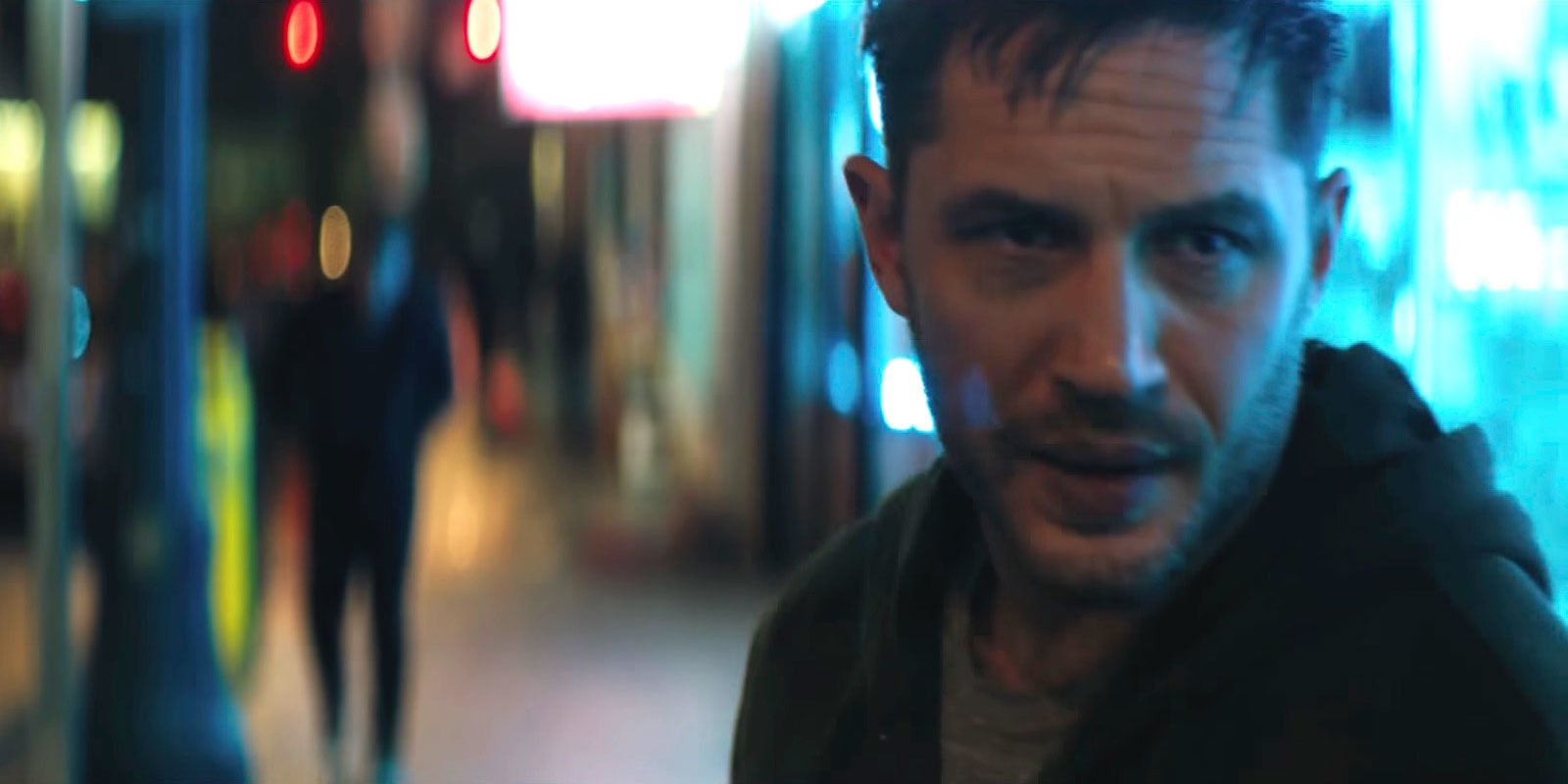 Tom Hardy says there could be up to three Venom movies
