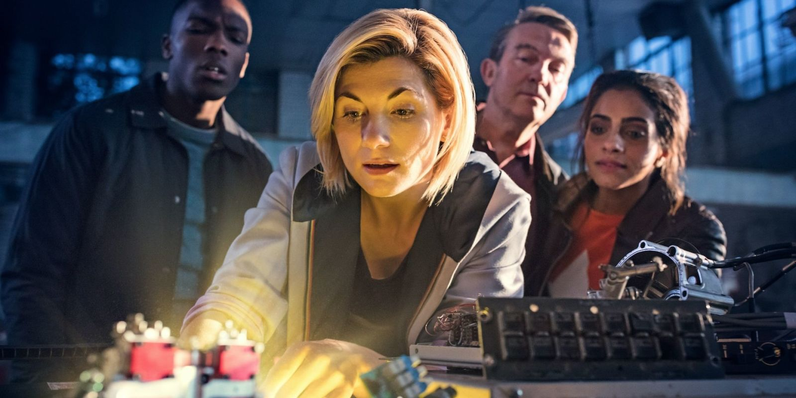 Doctor Who season 11 writers revealed: Here's who'll join Chris Chibnall on Jodie Whittaker's first series