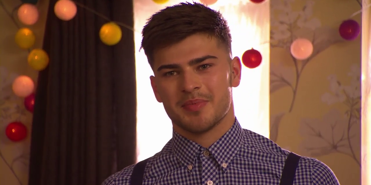 Hollyoaks star Owen Warner reveals why Romeo hasn't introduced himself to James