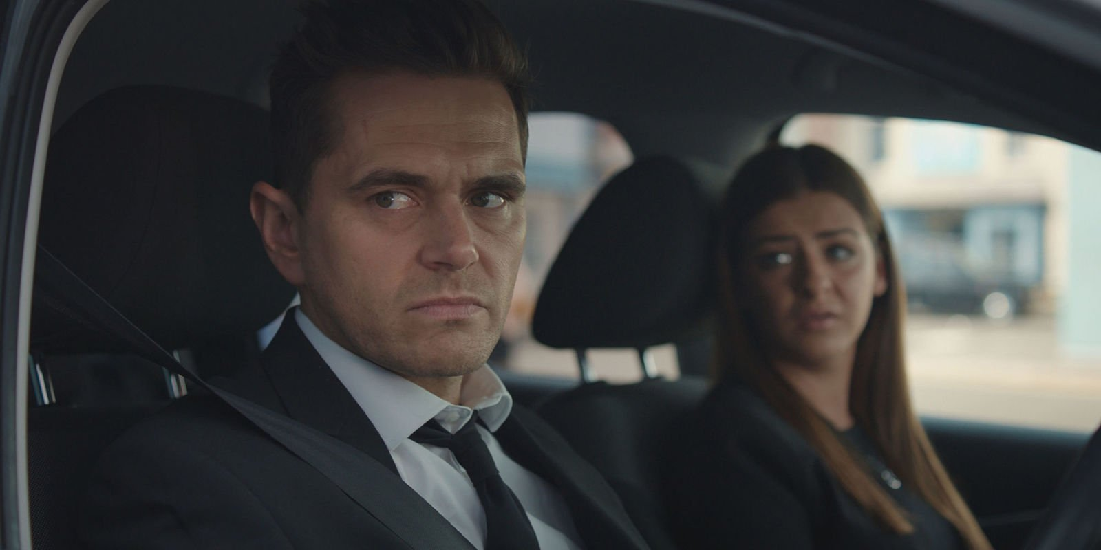 Casualty's Iain Dean makes life-changing decision this week after Sam Nicholls funeral drama