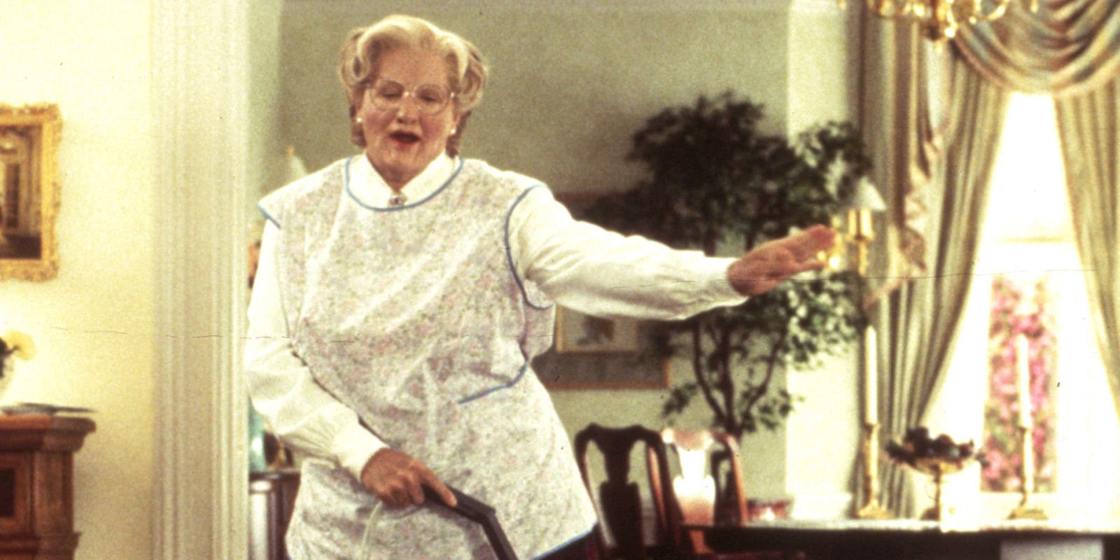 A Mrs Doubtfire musical is finally happening