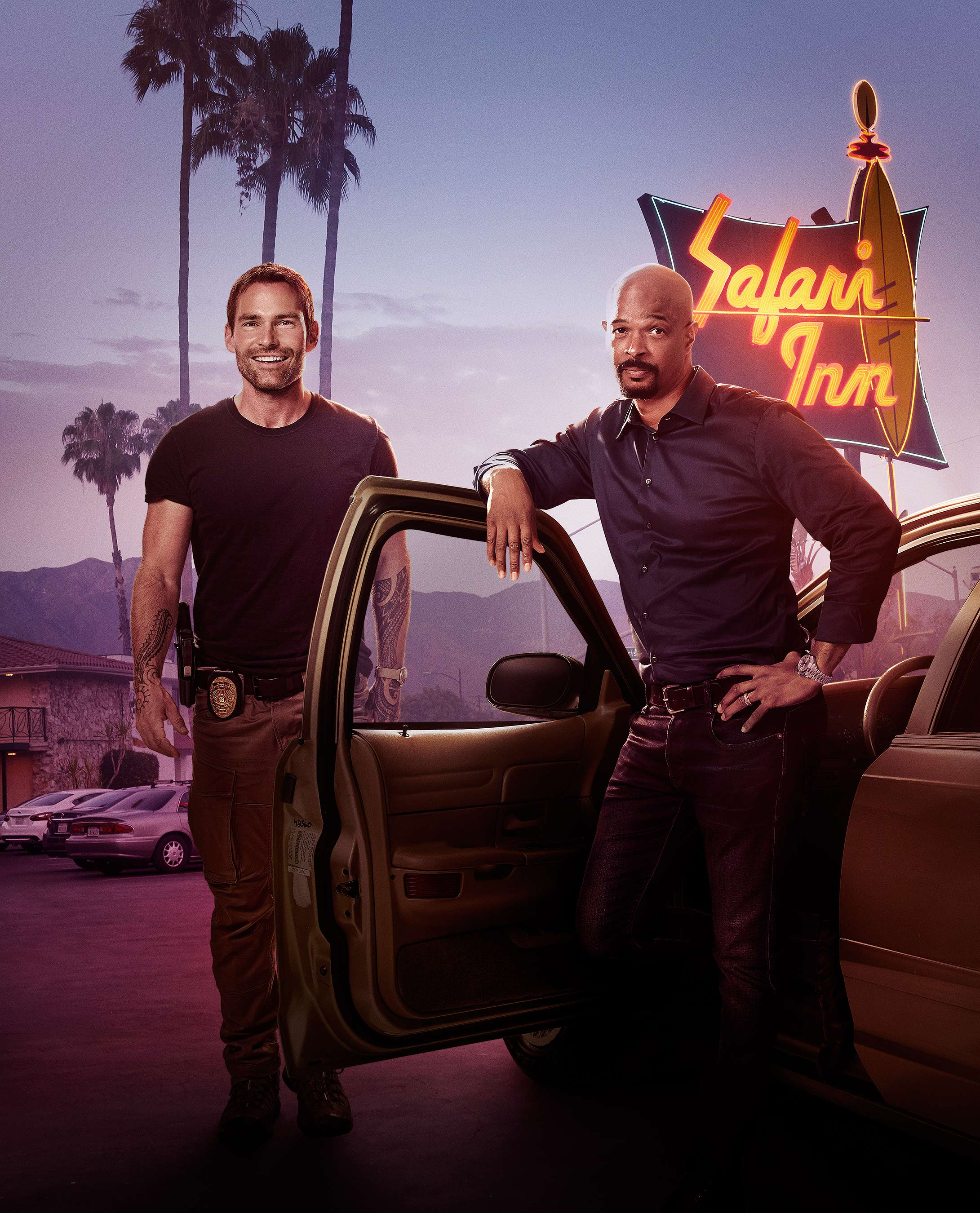 Seann William Scott Replaces Clayne Crawford in Lethal Weapon's First Promo of Season 3