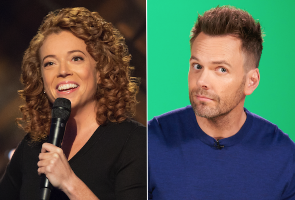 Michelle Wolf, Joel McHale Talk Shows Both Cancelled at Netflix