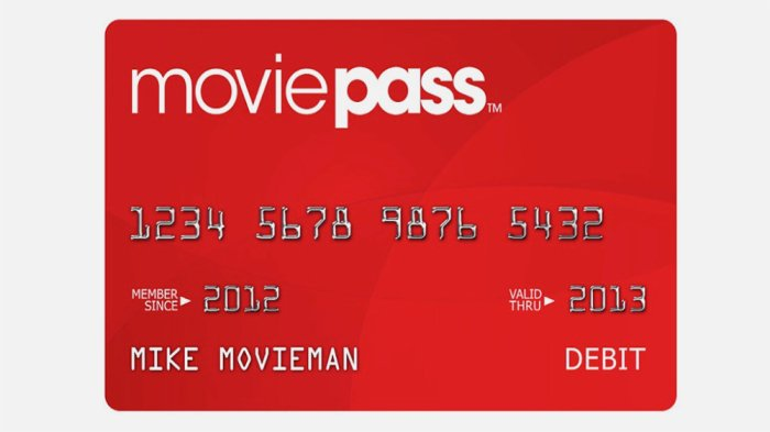 Struggling MoviePass Converts Annual Subscriptions to Monthly Plans
