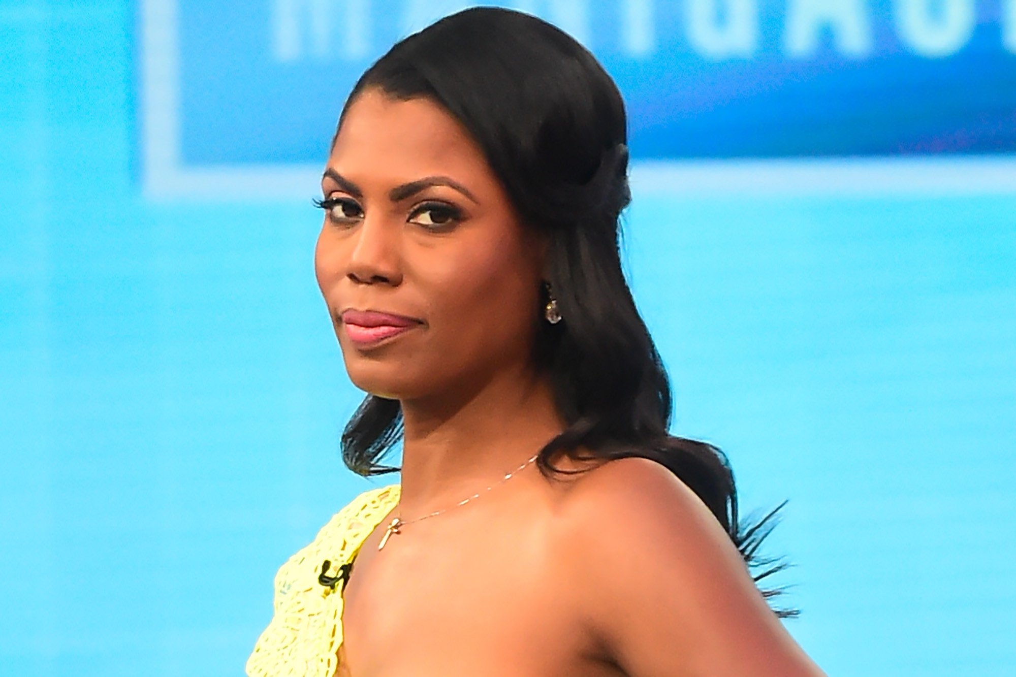 Omarosa claims audio reveals Trump staffers discussing N-word tape