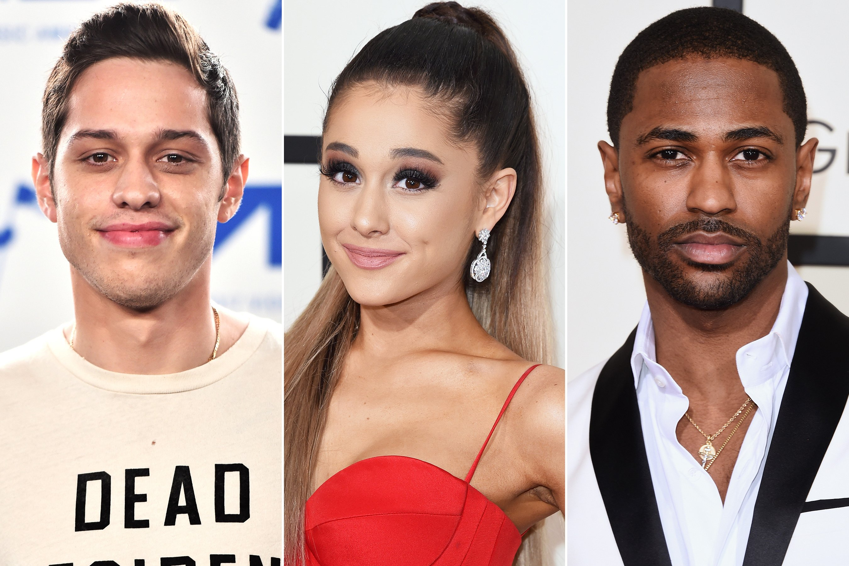 Pete Davidson Reveals His First Tattoo Was Inspired By Ariana Grande's Ex Big Sean