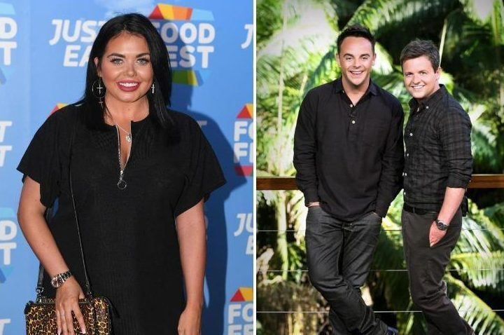 Scarlett Moffatt emerges as bookies' favourite to replace Ant McPartlin on I'm A Celebrity