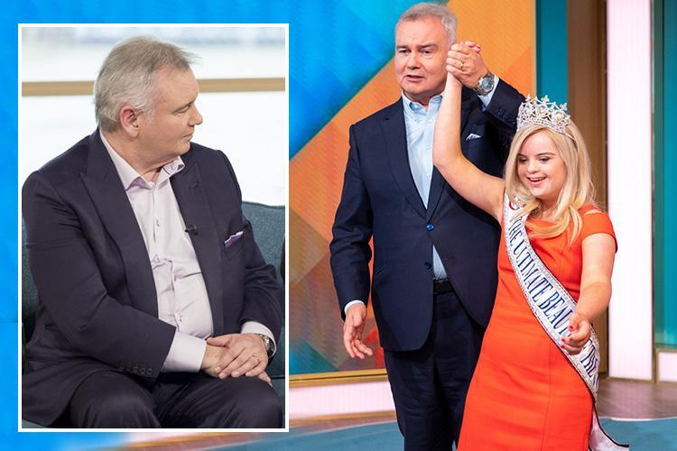 Eamonn Holmes appears to be shrinking after doctor warns he could die if he doesn't lose weight