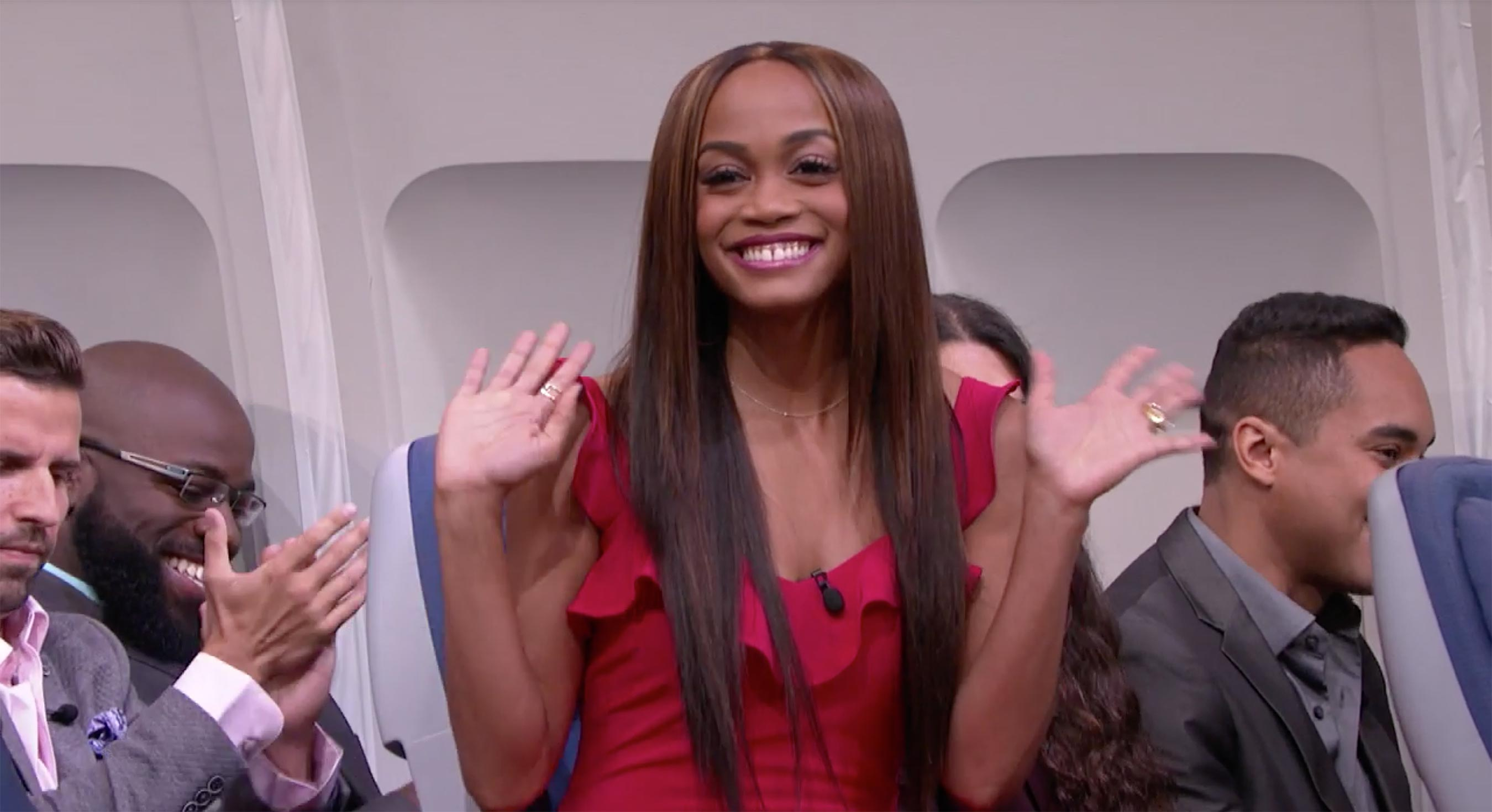 WATCH: Mile High Speed-Dating! Rachel Lindsay to Help Bachelorettes Find Love — on Board a Private Jet
