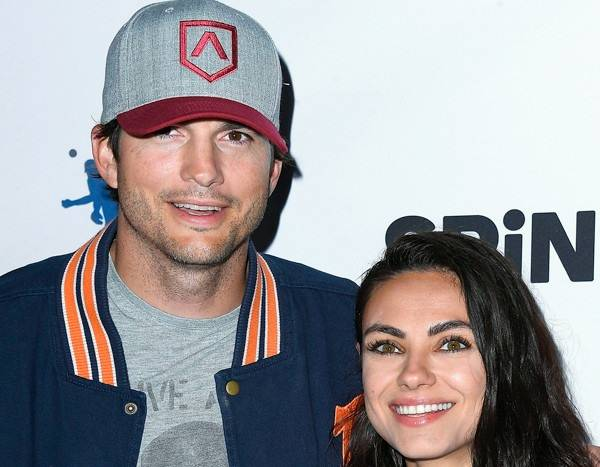 Ashton Kutcher and Mila Kunis' Date Night Gets Competitive