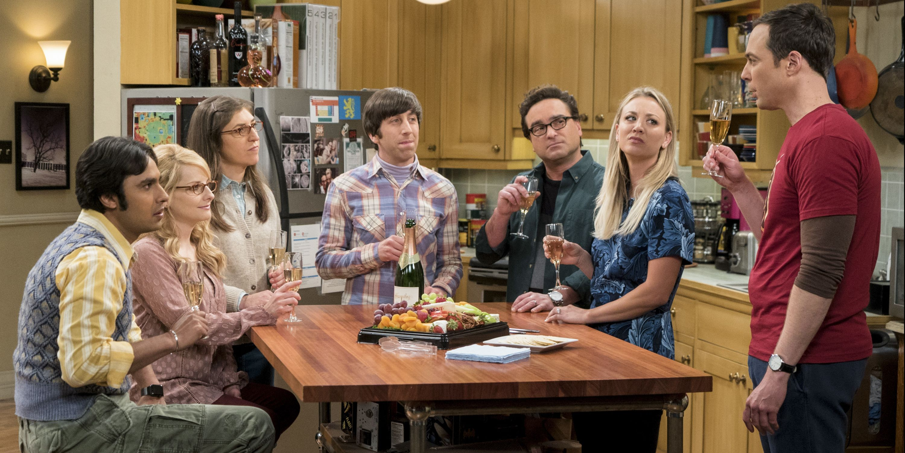 'The Big Bang Theory' Is Ending, and the Cast Is Getting Emotional