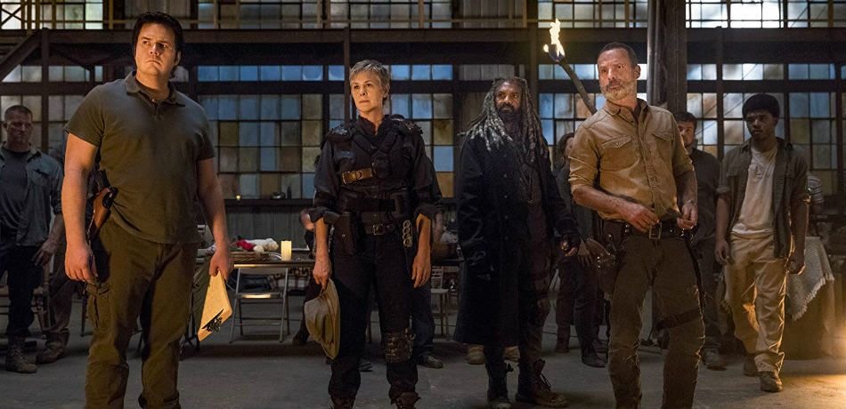 'The Walking Dead' Season 9: New Photos, Cassady McClincy Cast in Key Role, Showrunner Talks Rick & Maggie