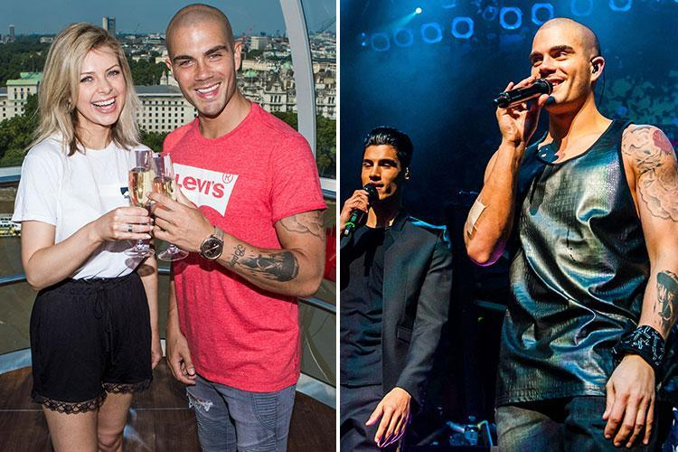 The Wanted star Max George chats going solo, rivals One Direction and his wildest night out ever