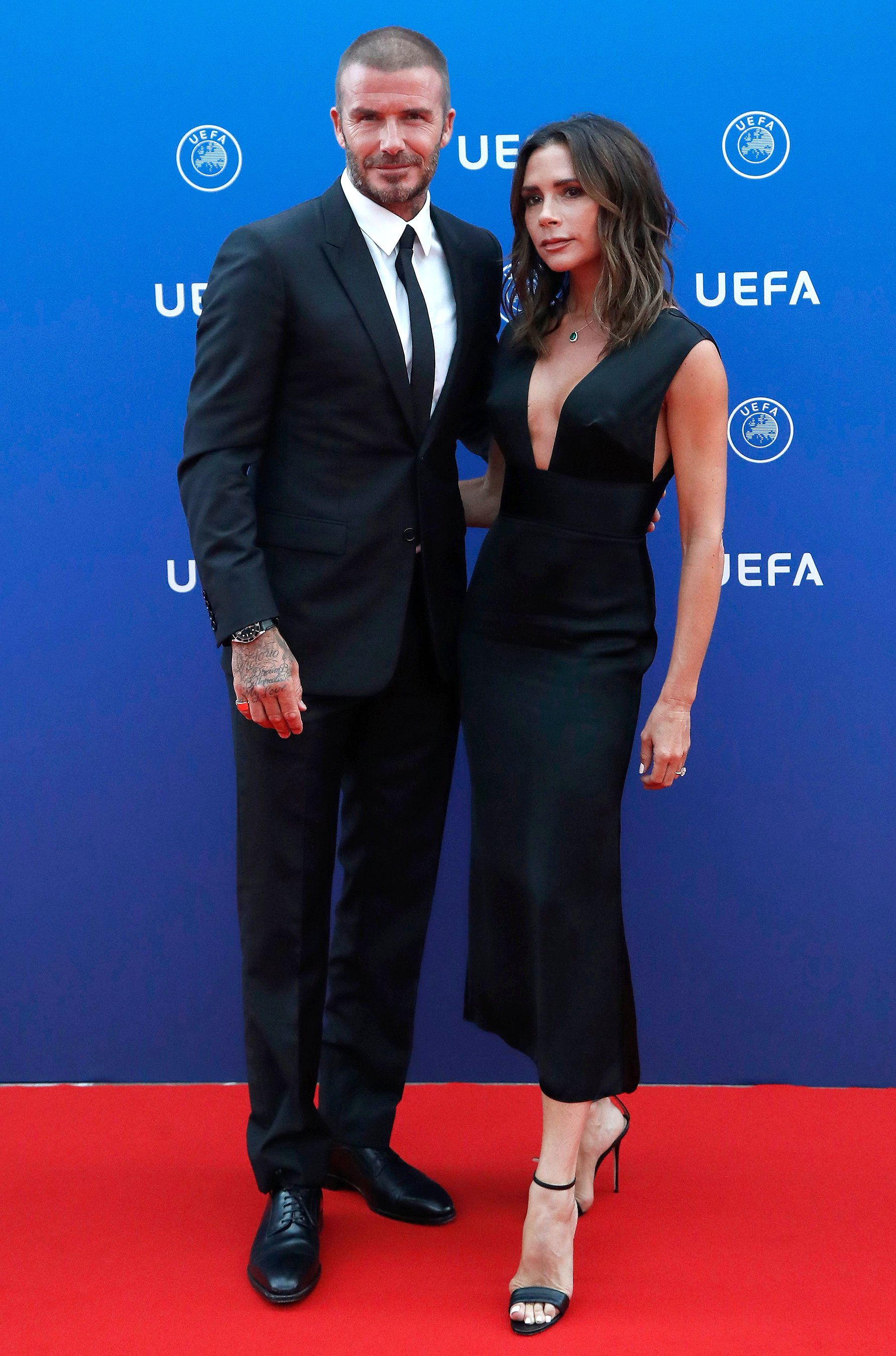 Date Night! David and Victoria Beckham Make First Red Carpet Appearance in 3 Years