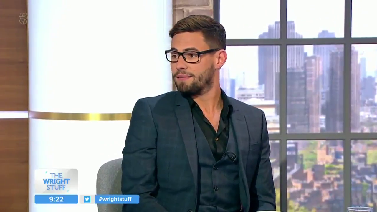 Andrew Brady refuses to say whether he's back together with Caroline Flack and insists he now wants to have a private life