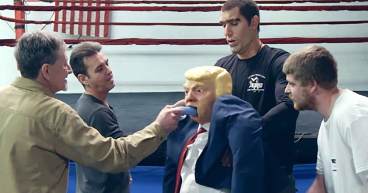 Sacha Baron Cohen's Epic 'Who Is America?' Finale Tricks Trump Supporter Into 'Committing' Terrorism