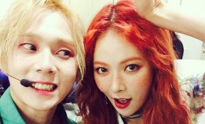 HyunA EDawn Confirm Dating Rumors, In Relationship, Couple