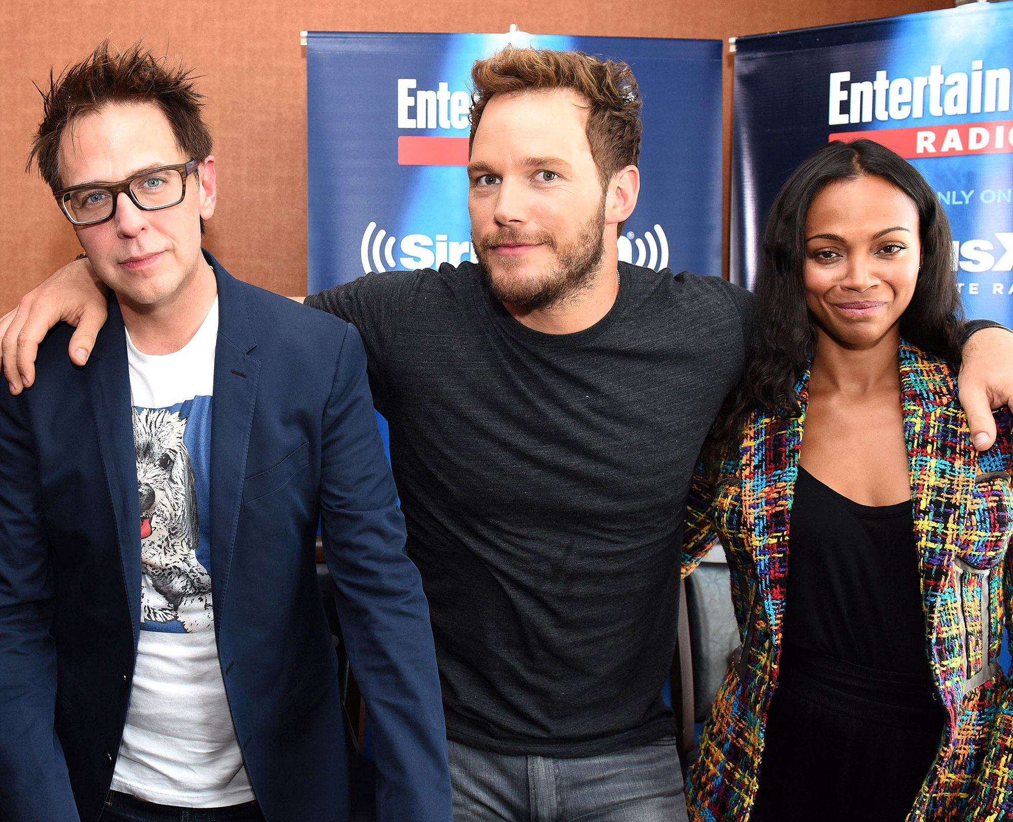 Chris Pratt Would 'Love to See' James Gunn 'Reinstated' as Director of Guardians of the Galaxy 3