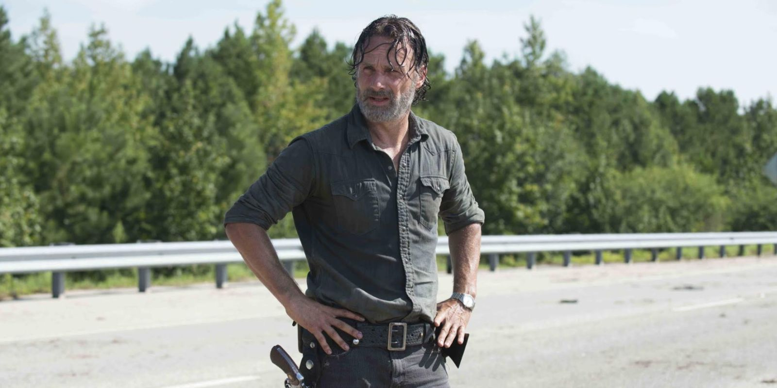 Walking Dead fan theory could make a return possible for Andrew Lincoln