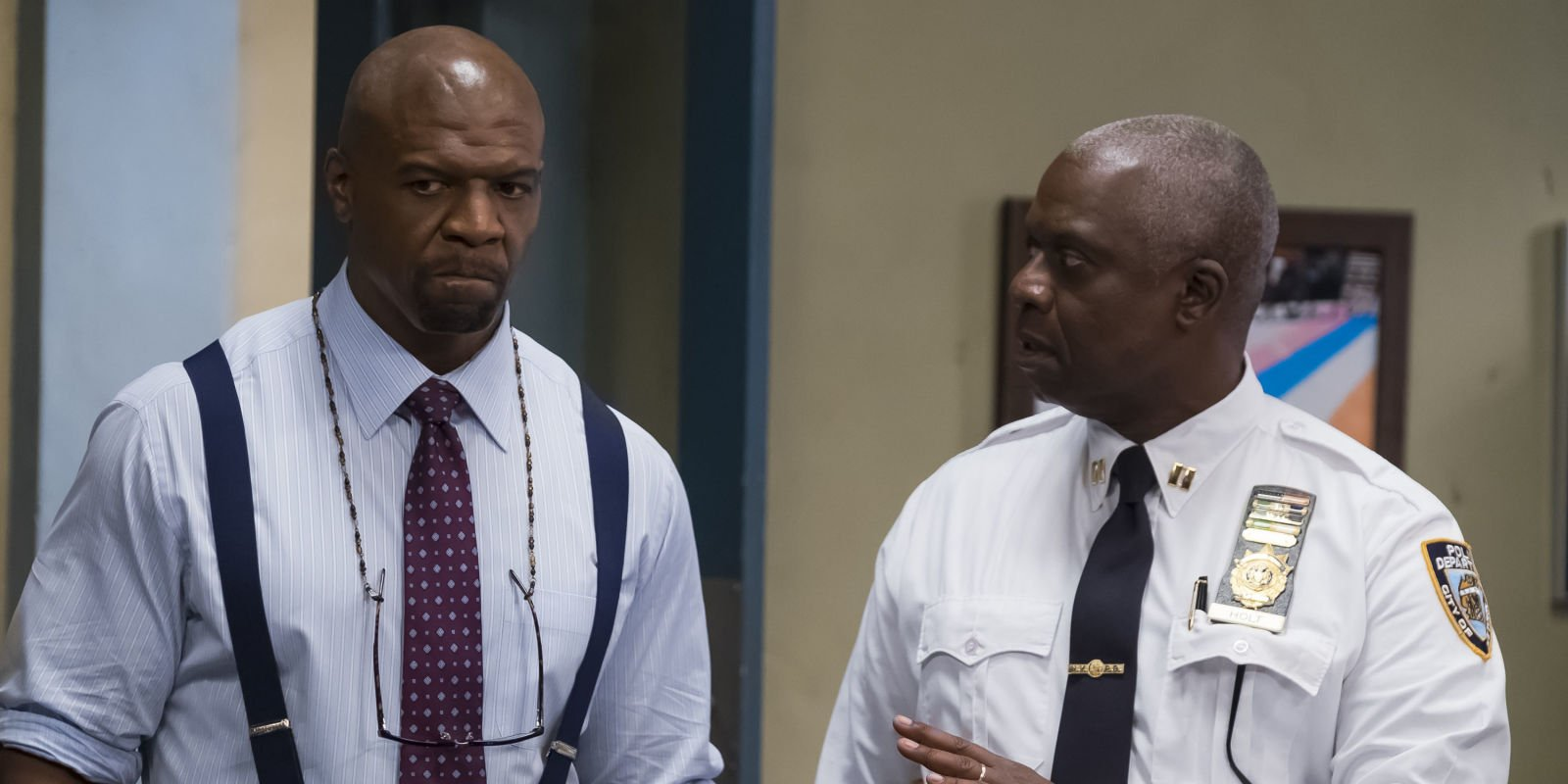 Brooklyn Nine-Nine might have #MeToo storyline following Terry Crews' own real-life sexual assault