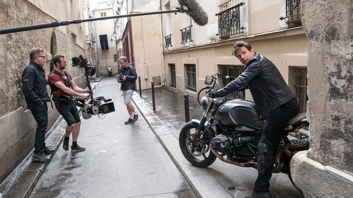 Why Tom Cruise's Stunt Fever Has Become the Measure of His Stardom