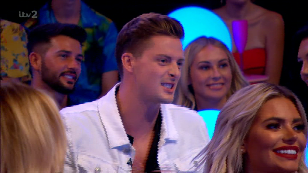 Love Island viewers convinced Dr Alex George just admitted to being a virgin as he appears looking totally different