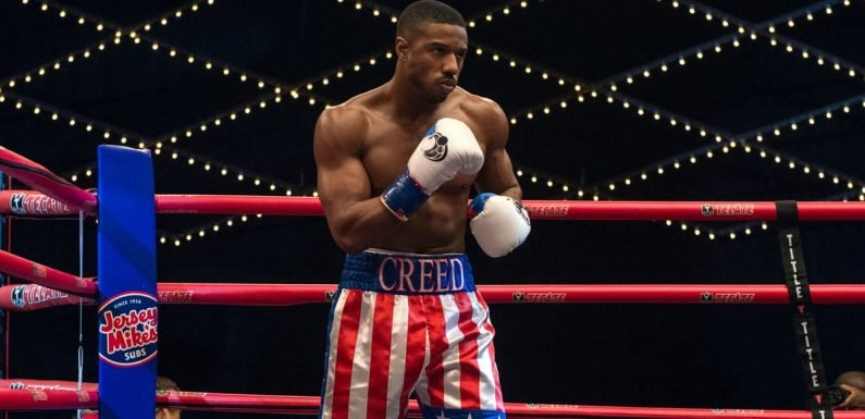 Michael B. Jordan Just Knocked Us All Out With This New Creed II Poster