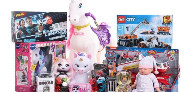 Argos bring back amazing 3 for 2 offer on thousands of toys ahead of Christmas