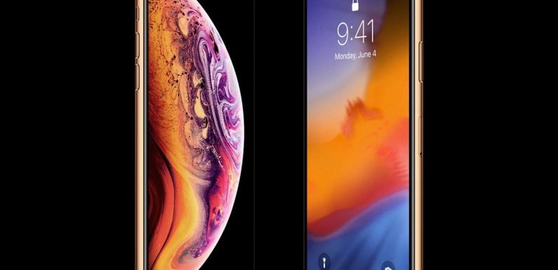 iPhone XS has shorter battery life than iPhone X