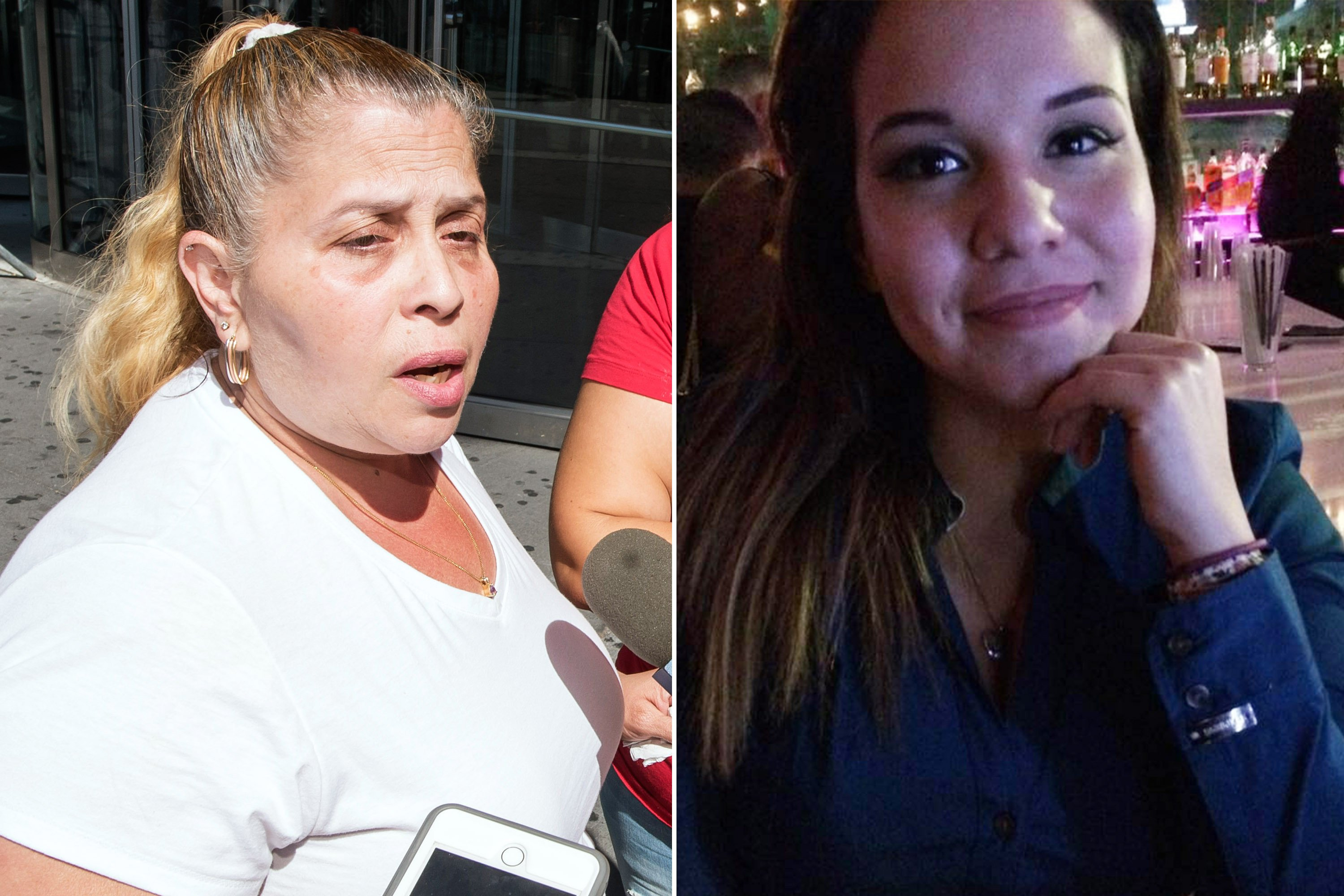 Aunt of dismembered woman slams accused killer