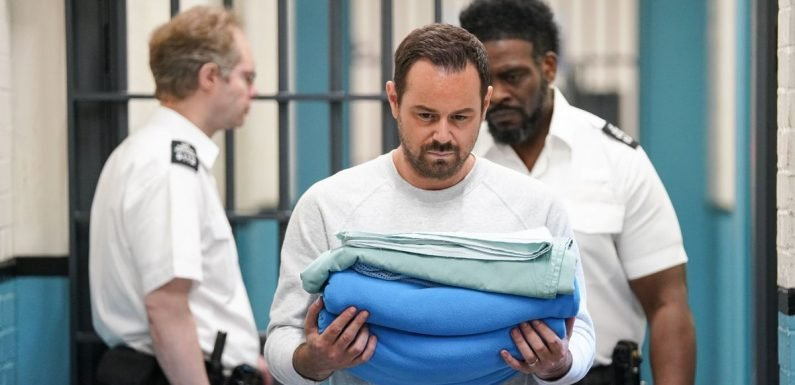 EastEnders' Mick has a major setback that could see him banged up for life