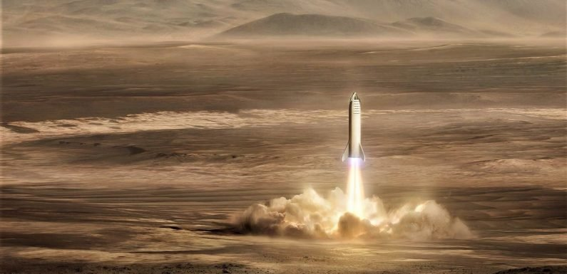 An adult entertainment site is offering SpaceX Moon tourists access to free porn