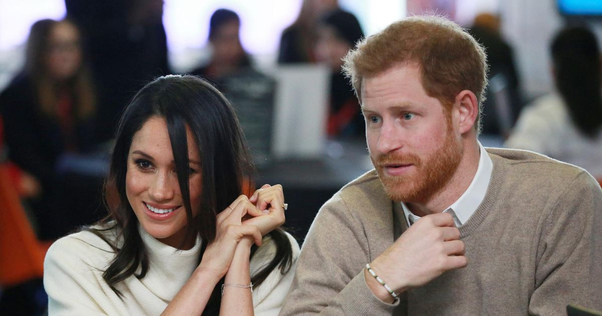 Clever trick Meghan Markle uses to make sure she doesn't up-stage Prince Harry