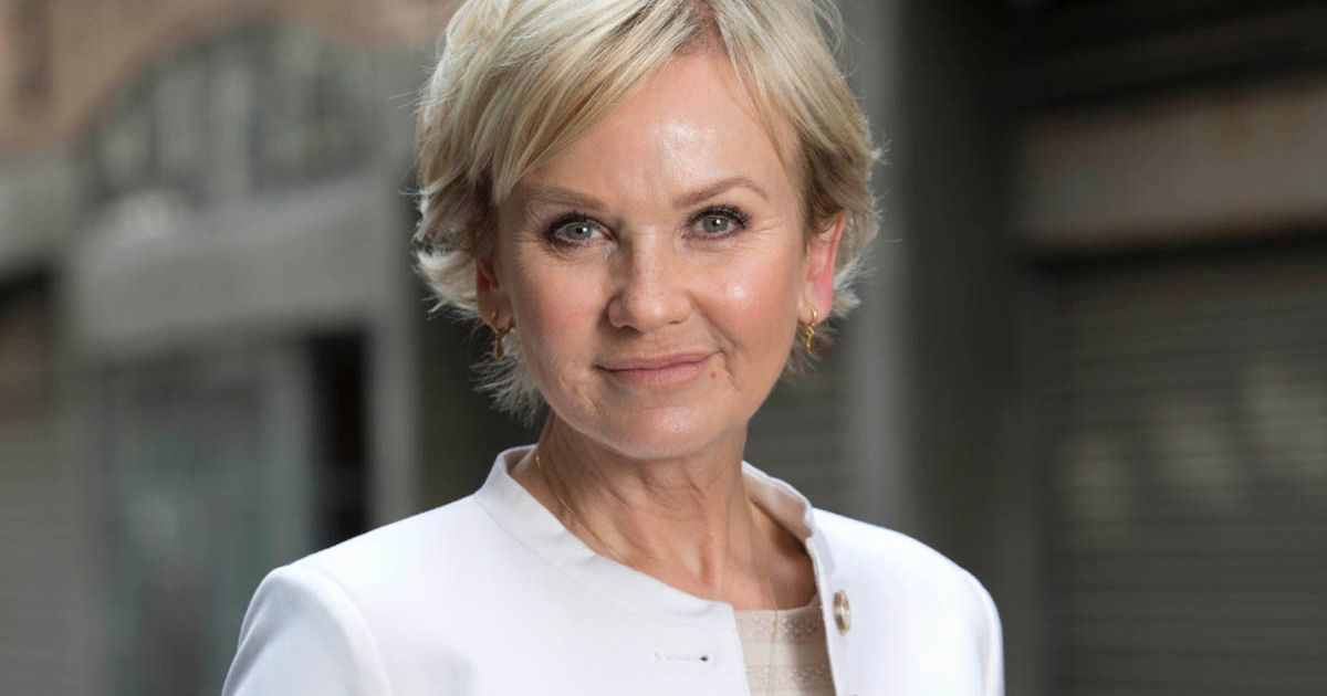 How Celebrity MasterChef helped actress Lisa Maxwell beat bulimia