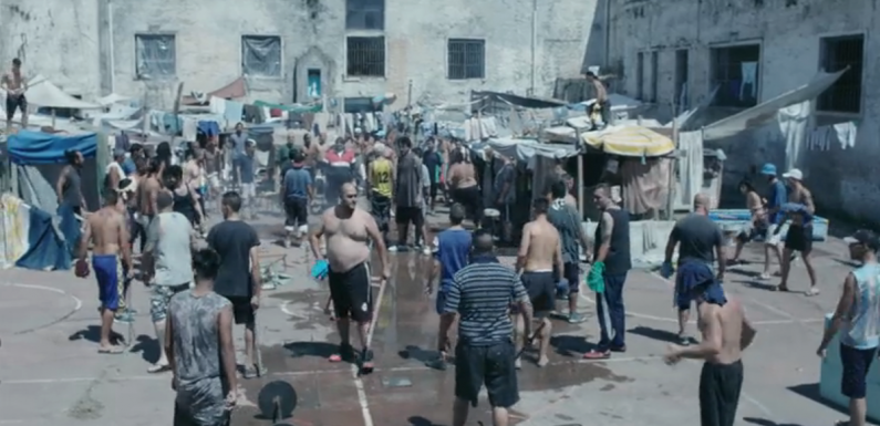 The 'El Marginal' Set Is Haunted By Some Seriously Dark History