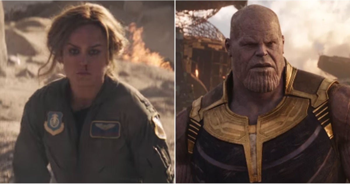 Can Captain Marvel Time Travel? No — but Here's How She'll Save the Avengers Anyway