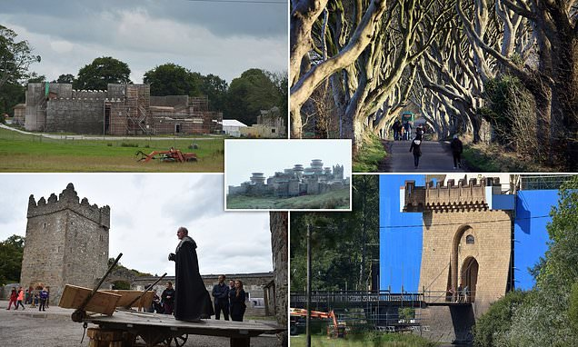 Game of Thrones locations are to be thrown open to the public