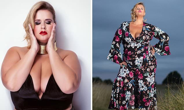 Size 18 model told she can't invite plus-size friends to club night