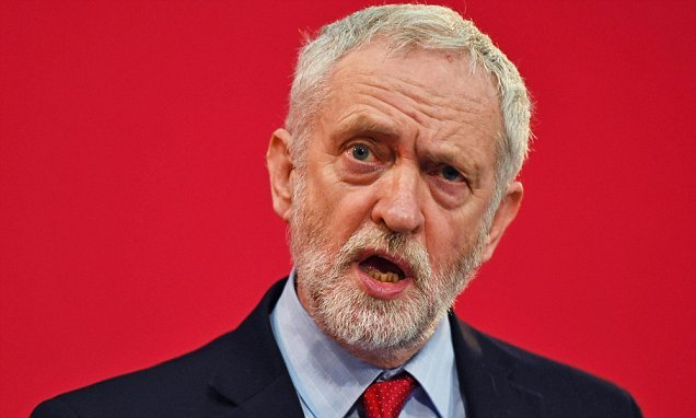 Hardline Brexiteers are hastening the coronation of Mr Corbyn