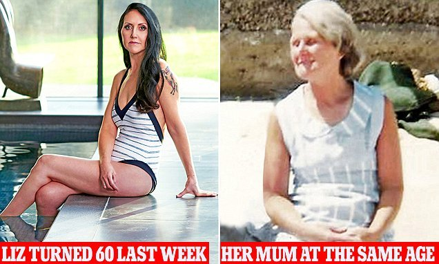 Who was happier at 60? LIZ JONES says her mum was the lucky one