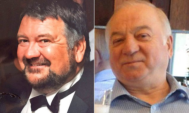 Sergei Skripal was tailed on the eve of the Novichok attack